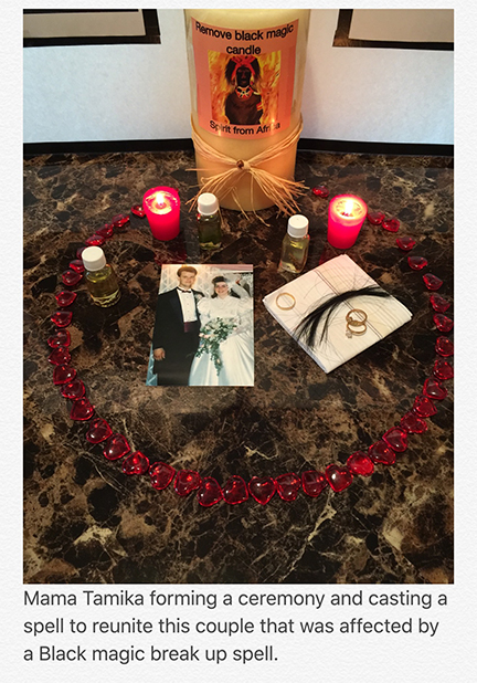 Remove Black Magic Curse and Spells From You or the One You Love